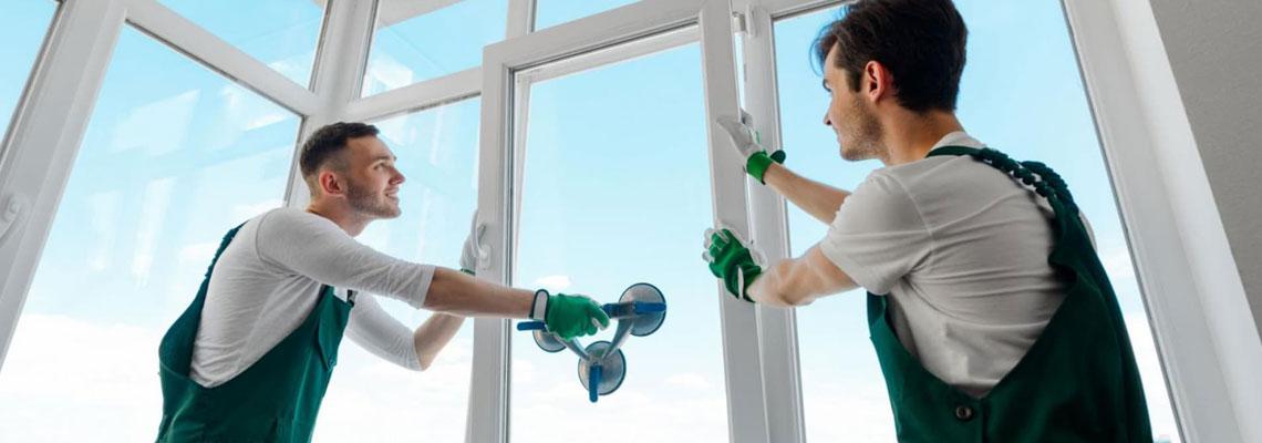 Fenêtres PVC et Alu